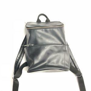 Matt & Nat Brave Vegan Leather Backpack Laptop Bag